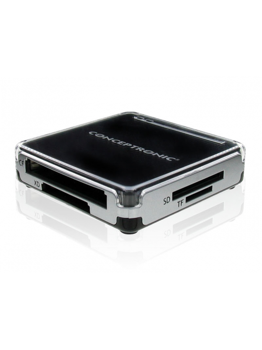 Conceptronic USB 2.0 All in One memory card reader-writer