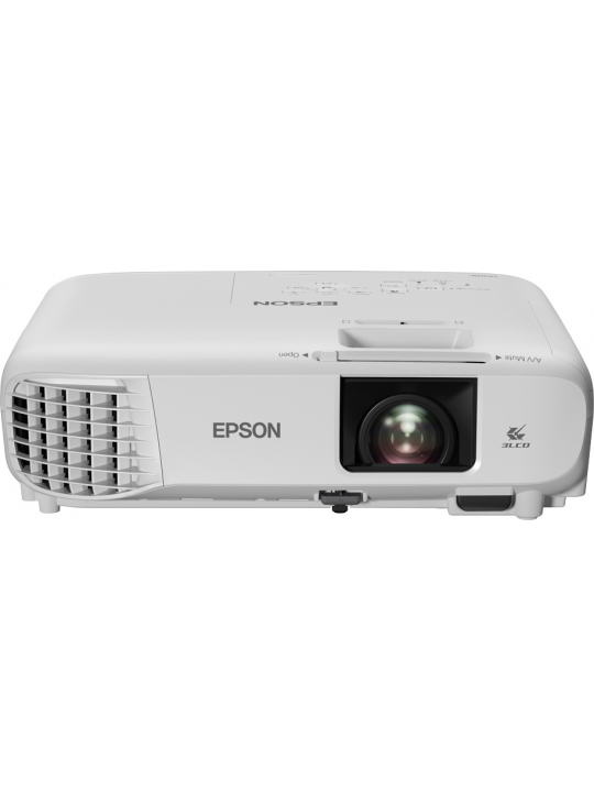 Epson EB-FH06 datashow Projetor de teto-chão 3500 ANSI lumens 3LCD 1080p (1920x1080) Branco
