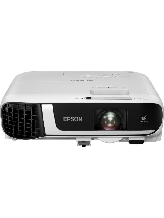 Epson EB-FH52 datashow Projetor de mesa 4000 ANSI lumens 3LCD 1080p (1920x1080) Branco