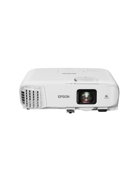 Epson EB-X49 datashow Projetor de mesa 3600 ANSI lumens 3LCD XGA (1024x768) Branco