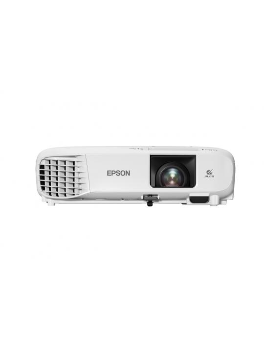 Epson EB-W49 datashow Projetor de mesa 3800 ANSI lumens 3LCD WXGA (1280x800) Branco