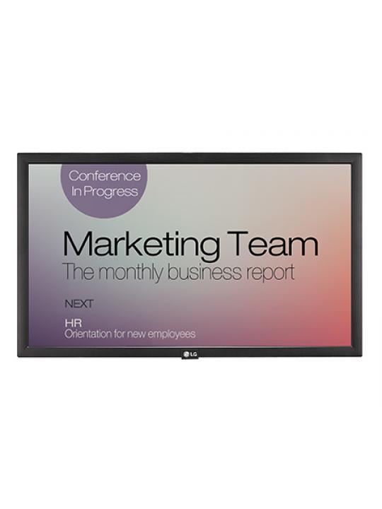 Monitor LG TFT Profis DigitalSignage 21,5P HDMI/USB - 22SM3B