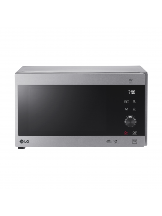 LG - Microondas c- Grill MH6565CPS