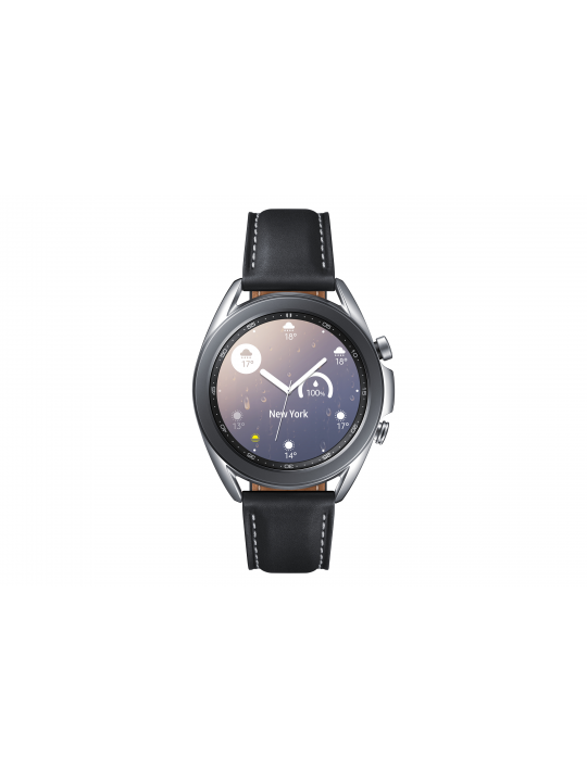 Samsung Galaxy Watch3 3,05 cm (1.2´´) SAMOLED Prateado GPS