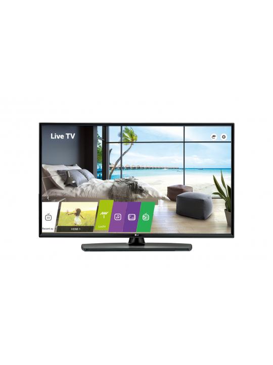 LG 43UU661H televisão para o setor hoteleiro 109,2 cm (43´´) 4K Ultra HD 400 cd-m² Smart TV Preto 20 W
