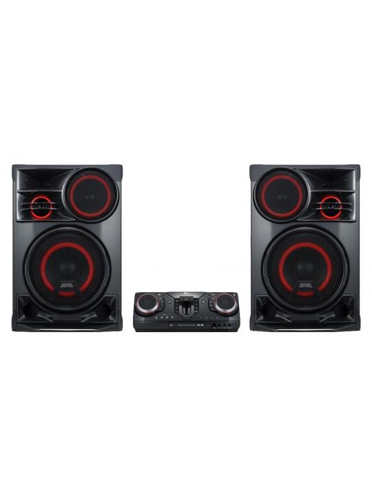 LG XBOOM CL98 aparelhagem de som Mini sistema de áudio 3500 W Preto