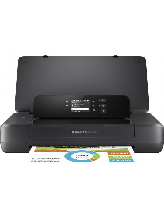 Impressora HP OfficeJet 200 Mobile
