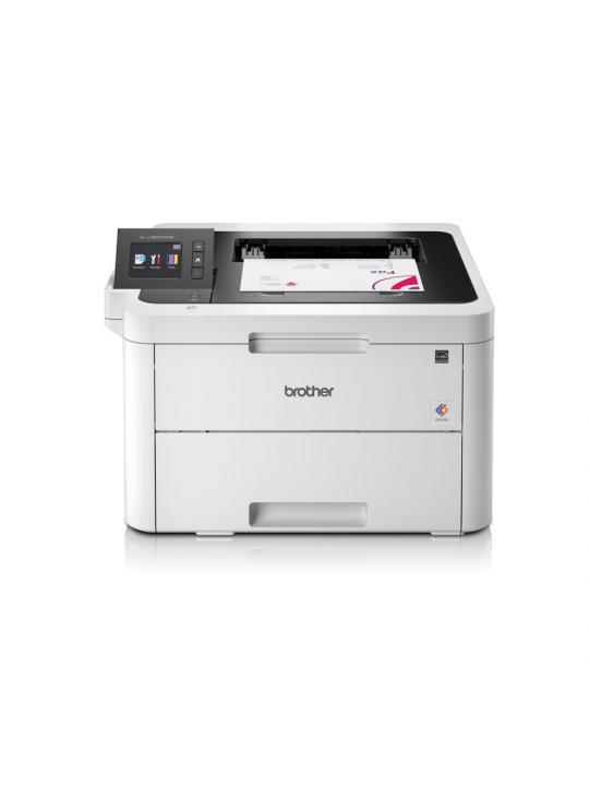 Impressora BROTHER Laser HL-L3270CDWYY1 - LED + WiFi