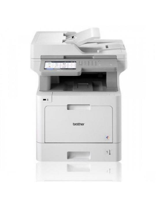 Impressora BROTHER Multifunções Laser MFC-L9570CDW - WiFi