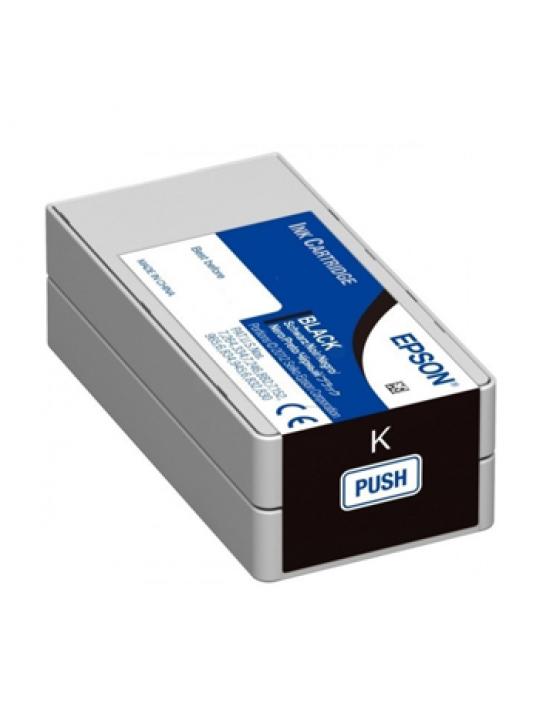Tinteiro EPSON SJIC33P(K) Preto - TM-J7200/770