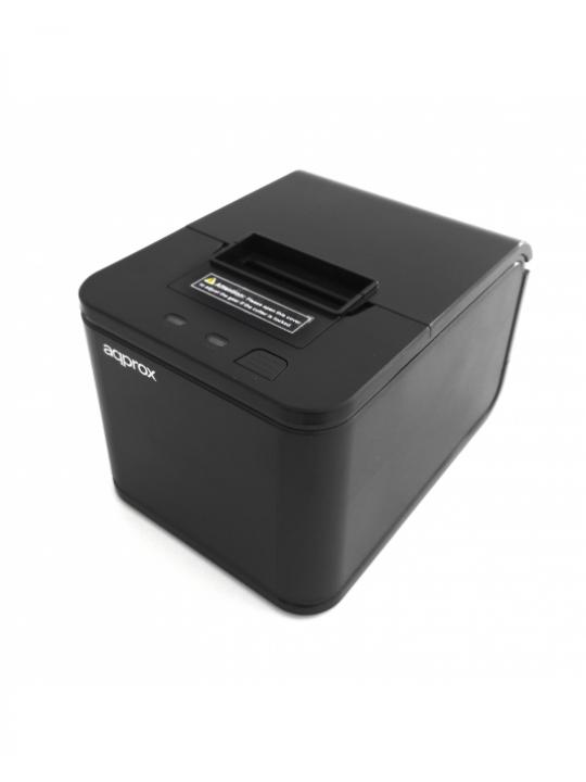 Impressora APPROX Térmica POS58MU 58mm, Preto