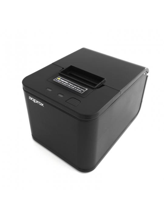 Impressora APPROX Térmica POS58AU 58mm, Preto