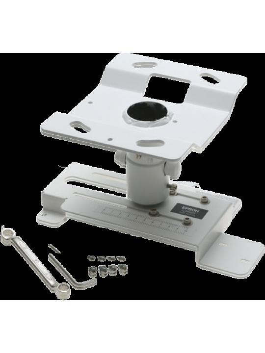 Suporte EPSON Teto ELPMB23 Branco - EMP1800/1700/S5/X5/83H/822H