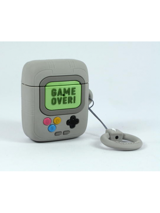 Mojipower - Bolsa para AirPods Gameboji