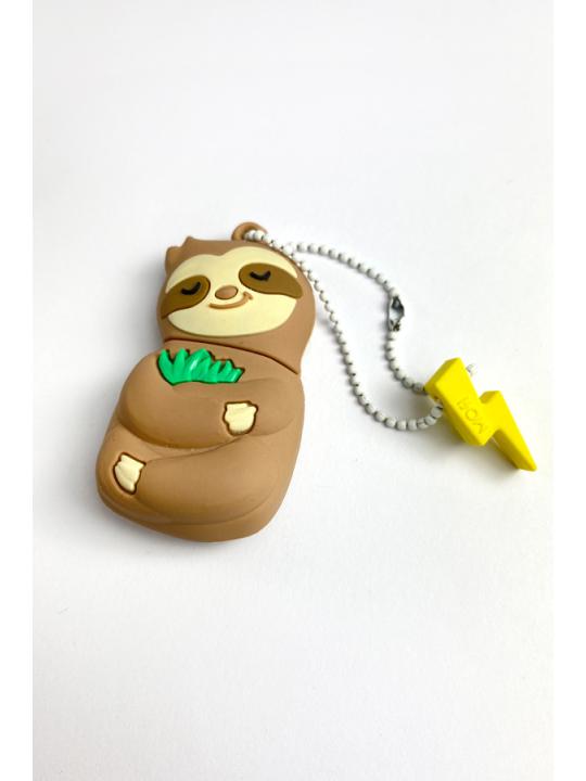 Mojipower - USB Pen 16GB (sleepy sloth)