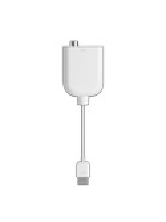 Apple - Adaptador micro DVI - Video