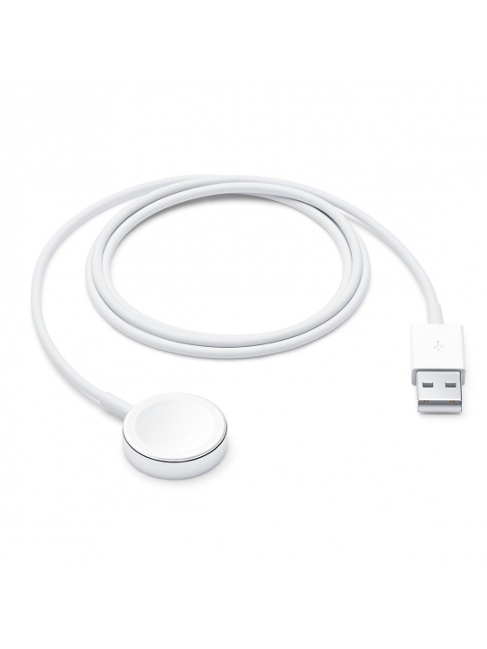 Apple - Apple Watch Magnetic Charging Cable (1 m)