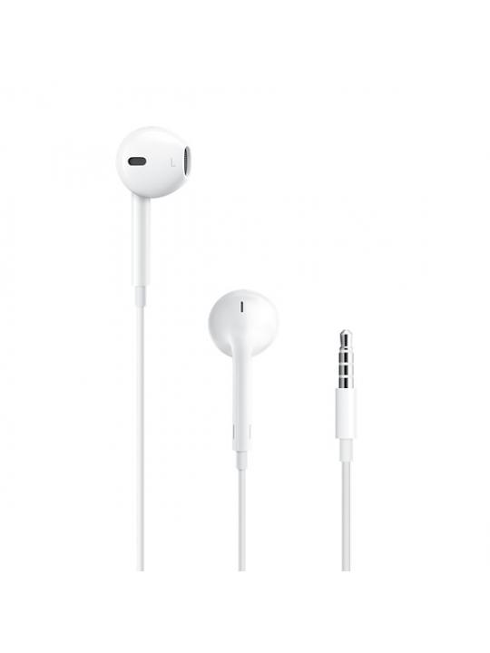 Apple - EarPods with 3.5mm Headphone Plug
