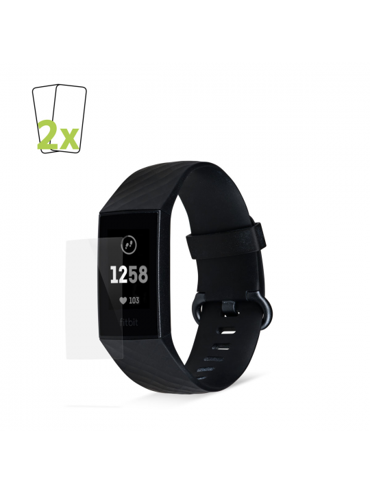 Artwizz - ScratchStopper Fitbit Charge 3 (2-pack)