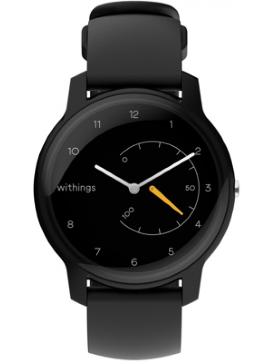 Withings - Move (black & yellow gold)
