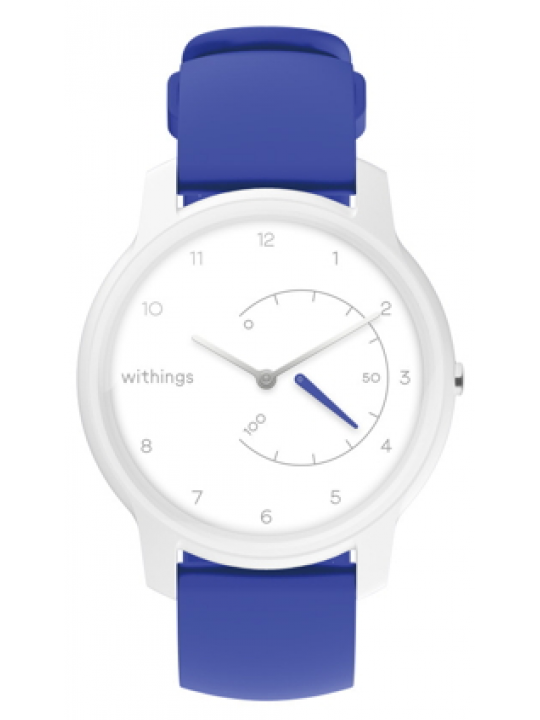 Withings - Move (white & sea blue)