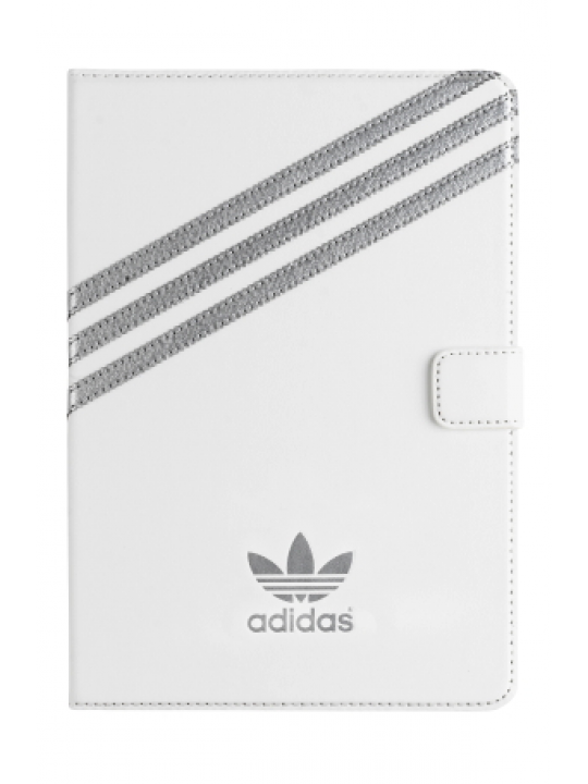 Adidas - Stand case tablet  7'-8' (white/silver)