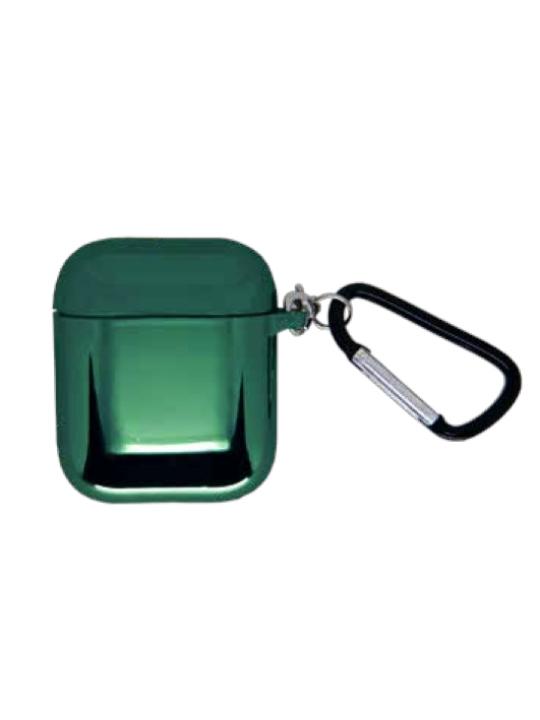 Benjamins - Glossy Case AirPods (green)