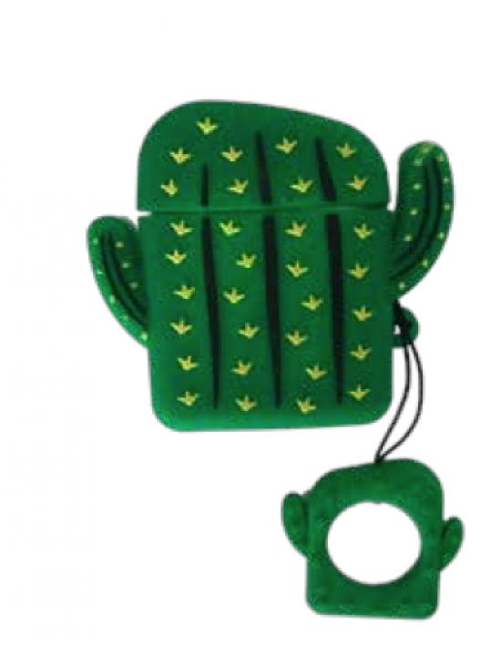 Benjamins - Pop Case AirPods (cactus)