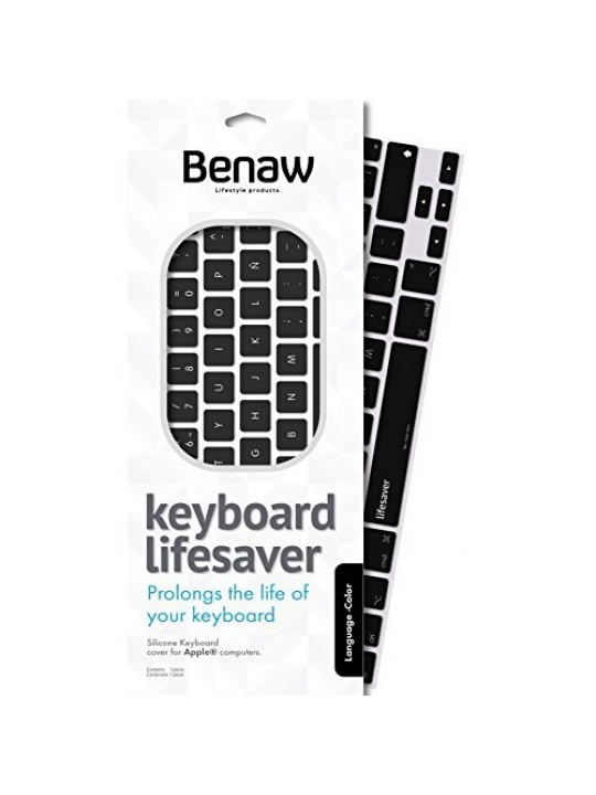 Benaw - Keyboard Lifesaver (espanhol - black)