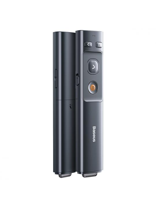 Apresentador Lazer Dot Wireless Cinza
