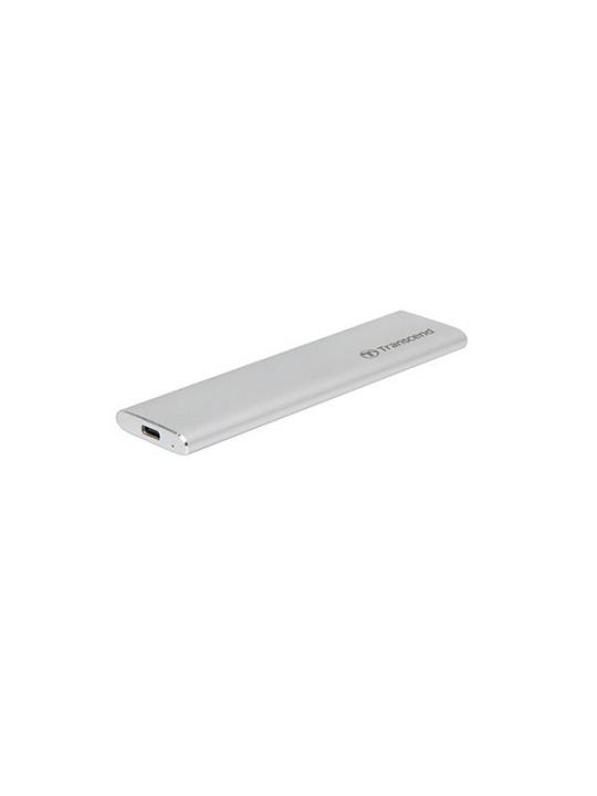 Caixa externa USB 3.1 p/ SSD formato M.2 (2242, 2260 e 2280) TS-CM80S