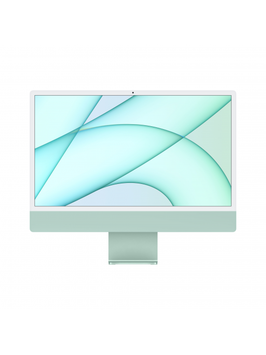 APPLE iMac 24P Retina 4,5K - Apple M1 8c CPU/8c GPU, 8GB, 512GB - Green