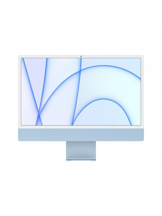 APPLE iMac 24P Retina 4,5K - Apple M1 8c CPU/8c GPU, 8GB, 256GB - Blue