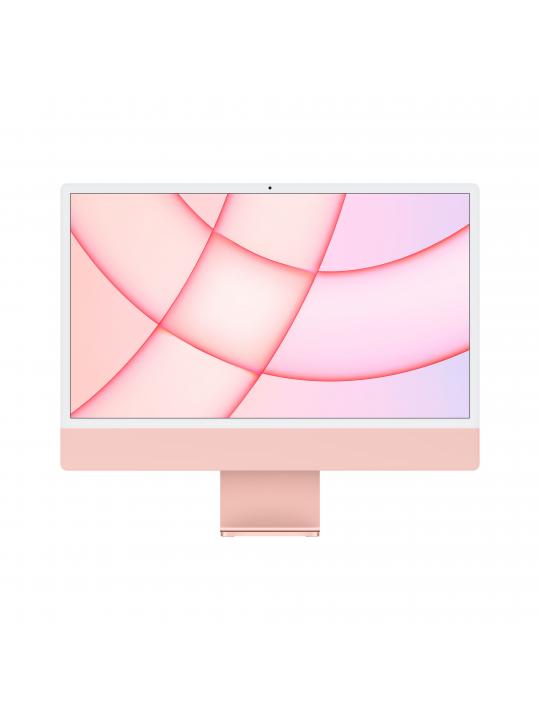 APPLE iMac 24P Retina 4,5K - Apple M1 8c CPU/8c GPU, 8GB, 256GB - Pink