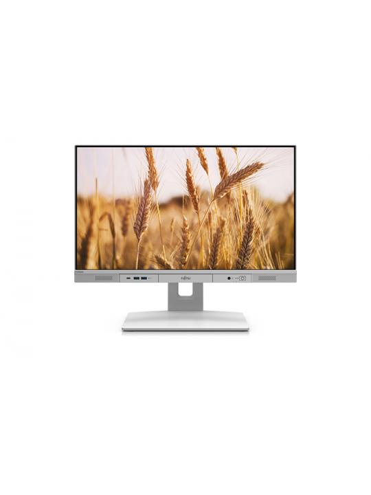 DT Fujitsu ESPRIMO K5010/24 AIO 24P i7-10700T 16GB 512GB Win10 Pro 3Y Branco