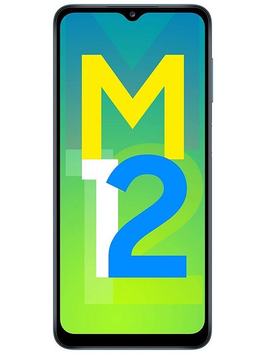 Smartphone Samsung Galaxy M12 64GB Verde