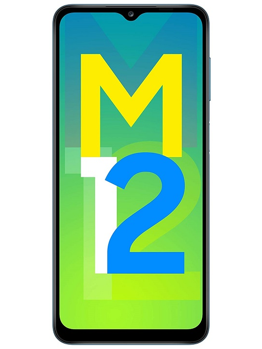 Smartphone Samsung Galaxy M12 128GB Verde