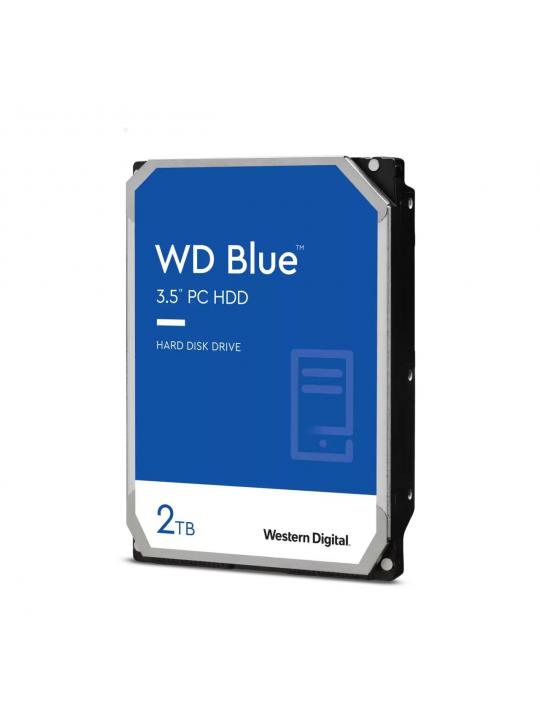 Disco 3.5 2TB WD Blue 256Mb SATA 6Gb/s 7200rpm