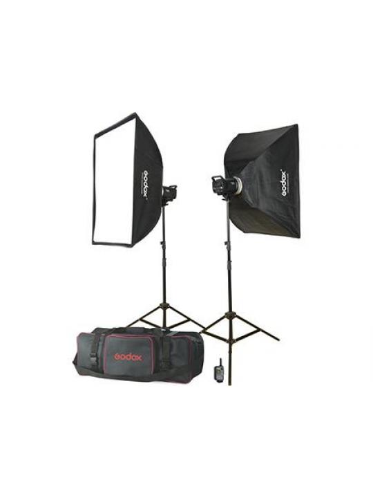 Godox Kit MS300-F (2xMS300+2xSBBW6090+XT16)