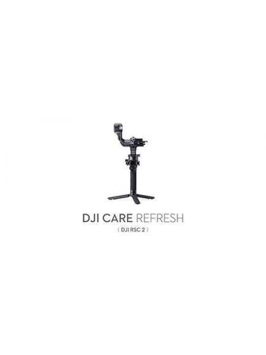 DJI Care Refresh 2-Year Plan (DJI RSC 2) EU