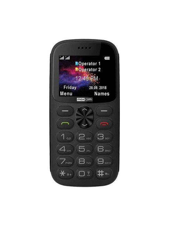 Telemovel Maxcom Comfort MM471 2,2´´ Dual SIM 2G Cinzento