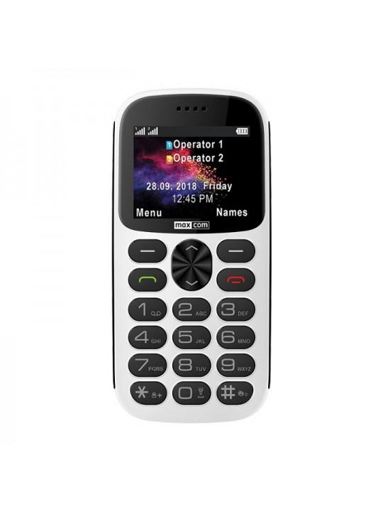 Telemovel Maxcom Comfort MM471 2,2´´ Dual SIM 2G Branco