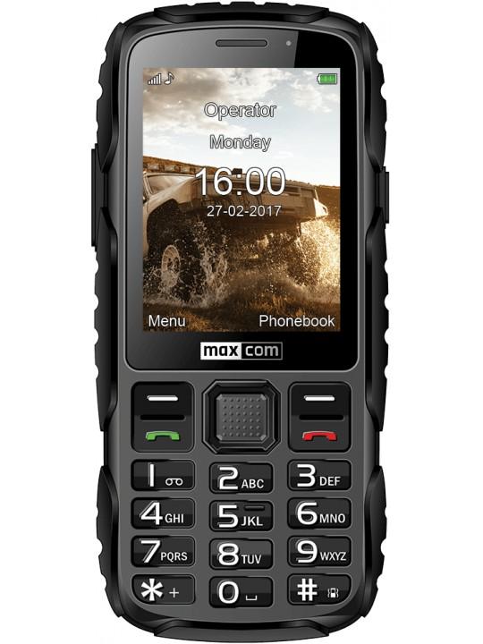 Telemovel  Maxcom Strong MM920 2,8 Single SIM 2G Preto