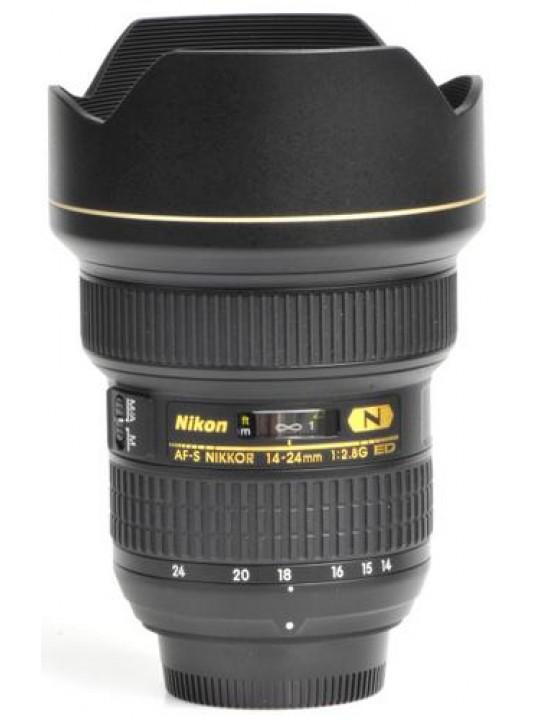 Nikon Objectiva AF-S 14-24mm f:2.8G ED