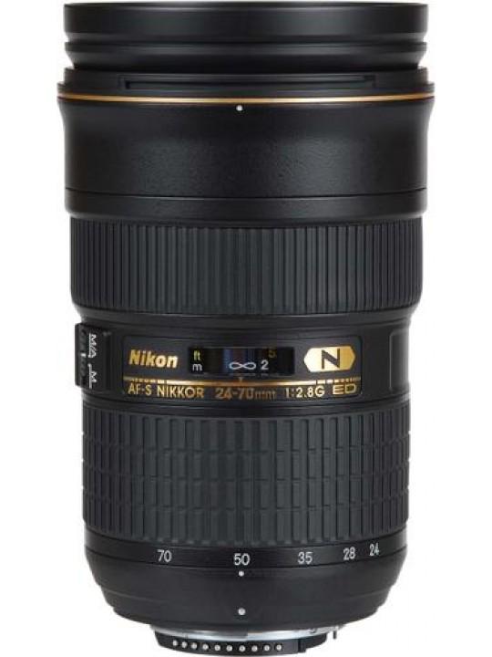 Nikon Objectiva AF-S 24-70mm f:2.8G ED