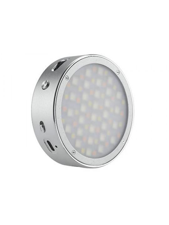 Godox ILUMINADOR MINI LED R1 RGB CIRCULAR